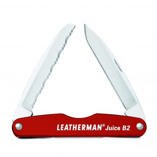 Leatherman JUICE® B2-Cinnabar Orange