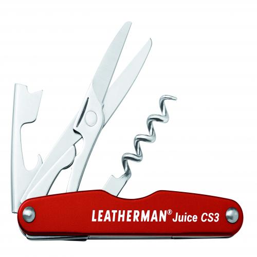 Leatherman JUICE® CS3-Cinnabar Orange